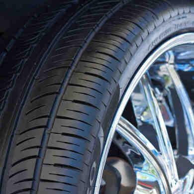 Comment lire un pneu de voiture ?